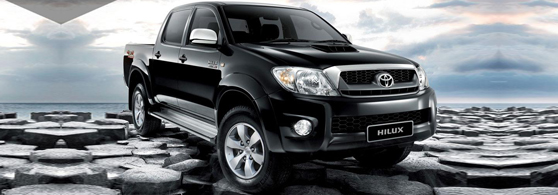 Toyota Hilux About Us