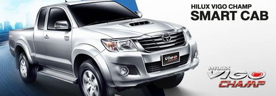 Toyota Hilux by Car Junction Thailand
