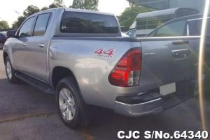 used hilux revo double cab 4x4