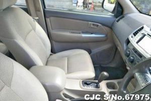 4x2 Hilux Vigo double cab