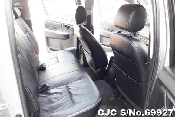 Hilux Vigo Double Cab Pickups 2014