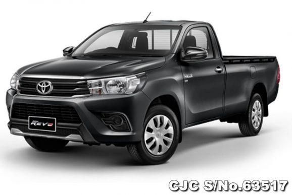 Toyota Hilux Revo Manual 2018-Black