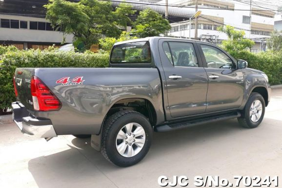 Brand New Double Cab Hilux Pickups 2018