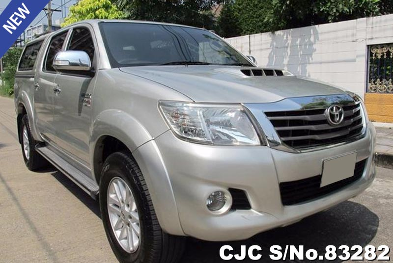 Toyota Hilux Vigo Champ, AT 3.0L Double Cab,G