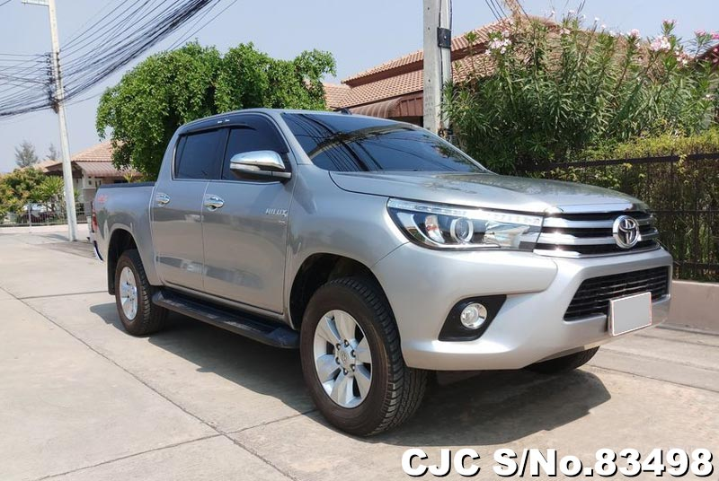 Toyota Hilux Revo G Package, 2.8 Double Cab 2016 MT