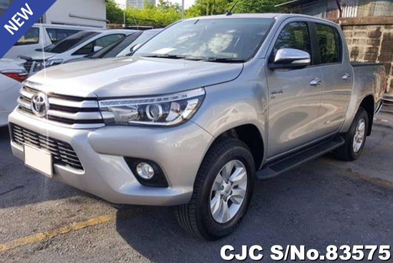 Toyota Hilux Revo 2015, 2.8L Double Cab, AT 4WD