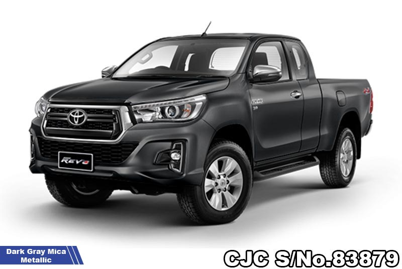 Brand New Toyota Hilux Revo Manual 2020 2.8L Diesel for Sale