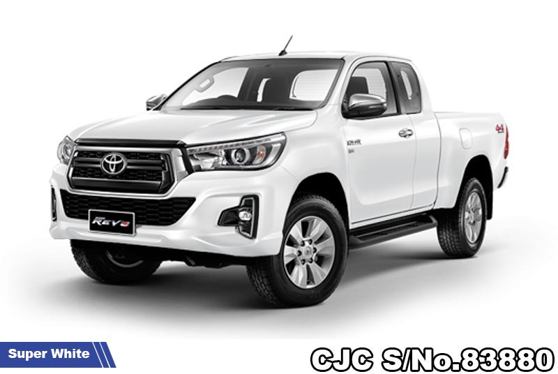 Brand New Toyota Hilux Revo 4X4 Manual 2.4E PLUS for Sale