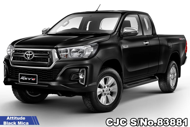 Brand New Toyota Hilux Revo MT Smart Cab 2.4E