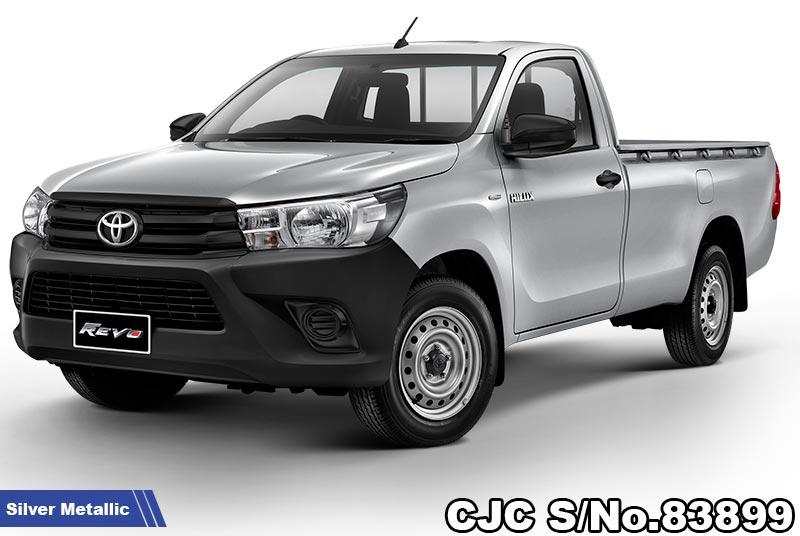Brand New Toyota Hilux Revo Silver Metallic