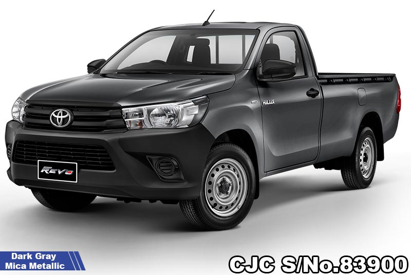 Brand New Toyota Hilux Revo Dark Gray Mica Metallic Manual 2020 2.7L Petrol for Sale
