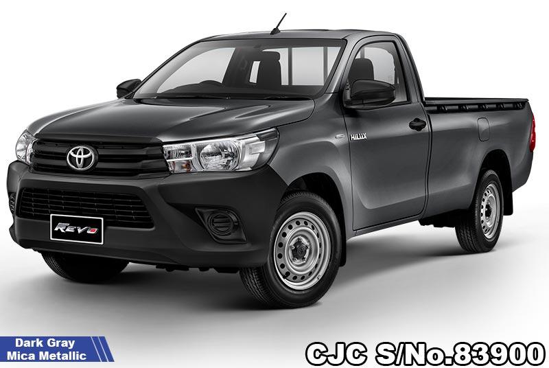 Brand New Toyota Hilux Revo Dark Gray Mica