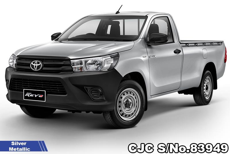 Toyota Hilux Revo 2020 2.4 Diesel, J Package, 2WD, Single Cab AT