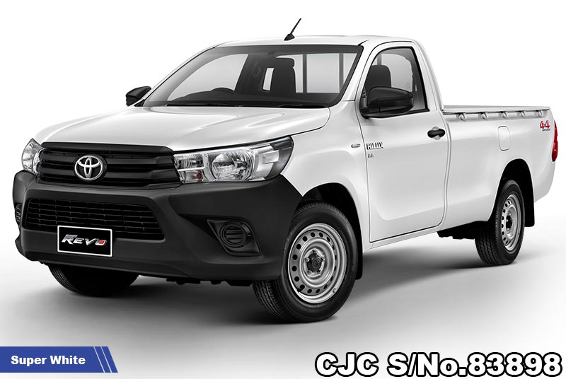 Brand New Toyota Hilux Revo Silver Metallic Manual 2020 2.8L Diesel for Sale