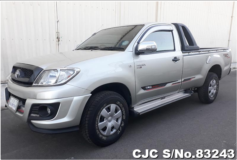 Used Toyota Hilux Vigo, 2.5 Single Cab, MT For