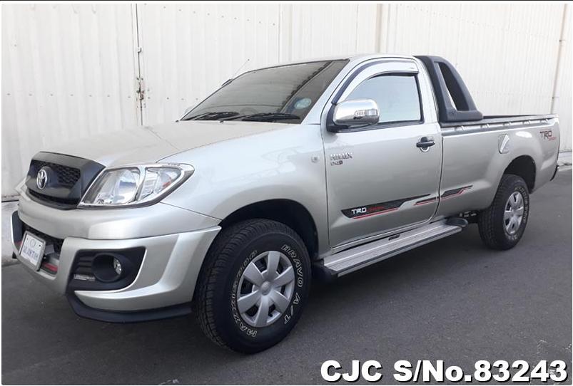 Used Toyota Hilux Vigo, 2.5 Single Cab, MT For Sale