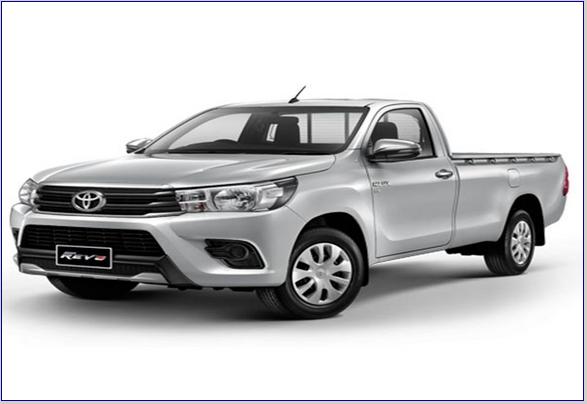 Brand New 2020 Toyota Hilux Revo Rocco
