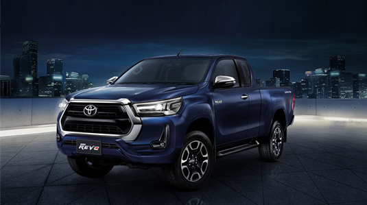 New Shape Hilux Revo Smart Cabin